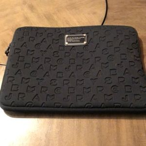 Marc Jacobs laptop protector sleeve